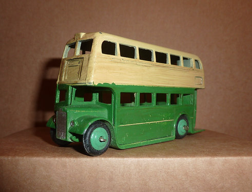 Vintage Dinky 290 - AEC Double Decker Bus