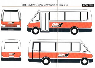 GM Buses North Livery Specification (PDF download)