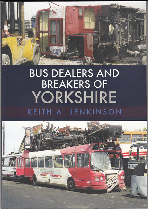 Bus Dealers and Breakers of Yorkshire