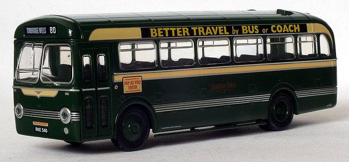 Maidstone & District - Saunders Roe Saro Bus