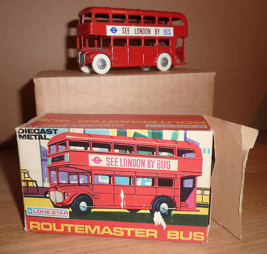 Vintage Lone Star 1259 - Routemaster Bus