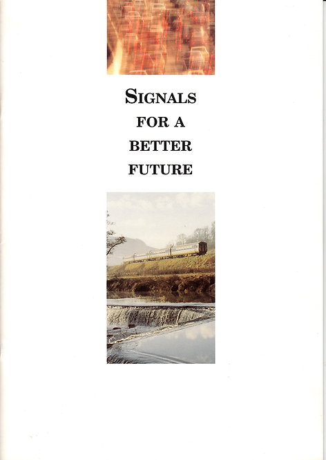 Signals for a Better Future - 1993