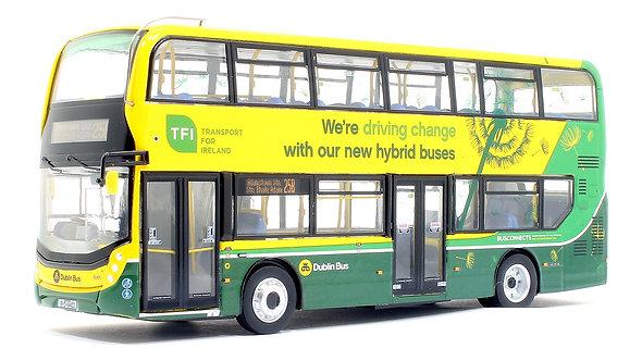 Dublin Bus - Transport for Ireland - Alexander Dennis MMC - Hybrid Livery