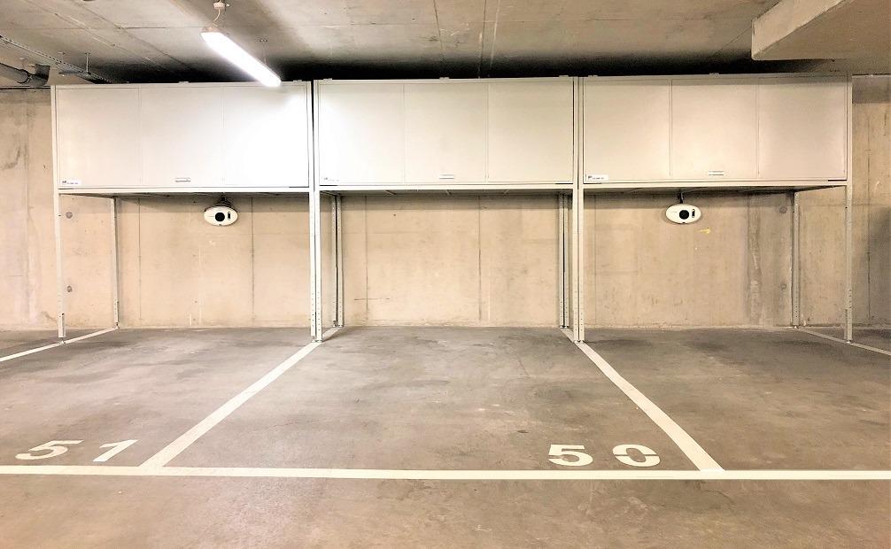 Car Park Storage  005