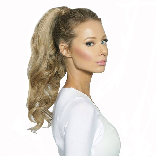 Straight Ponytail Color 12/613, 120 grams