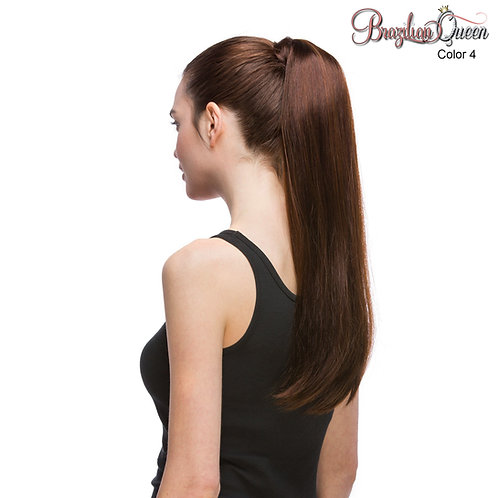 Straight Ponytail Color 4 - 100 grams