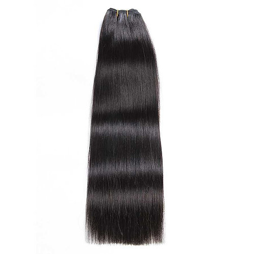Brazilian Virgin Hair, Grade 10A, 16 inches - 100grams