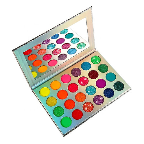 True Fantasy Neon eye shadow palette