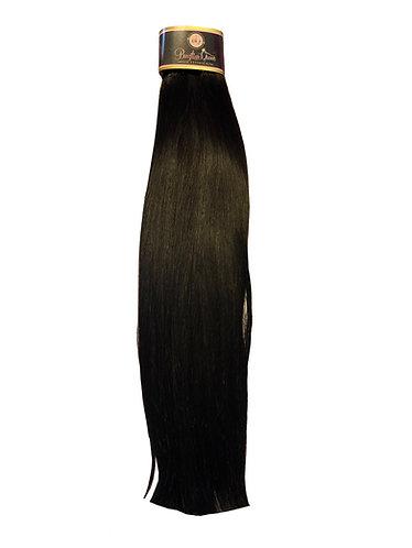 Peruvian Virgin Hair, Grade 10A, 16 inches - 105grams