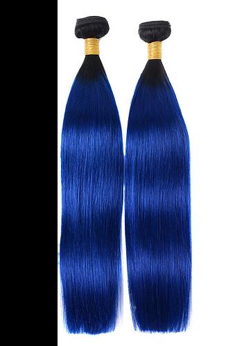 Ombre  1B + Navy Blue