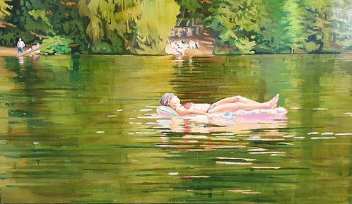 "Cameron Rudd: ""Still waters..."""