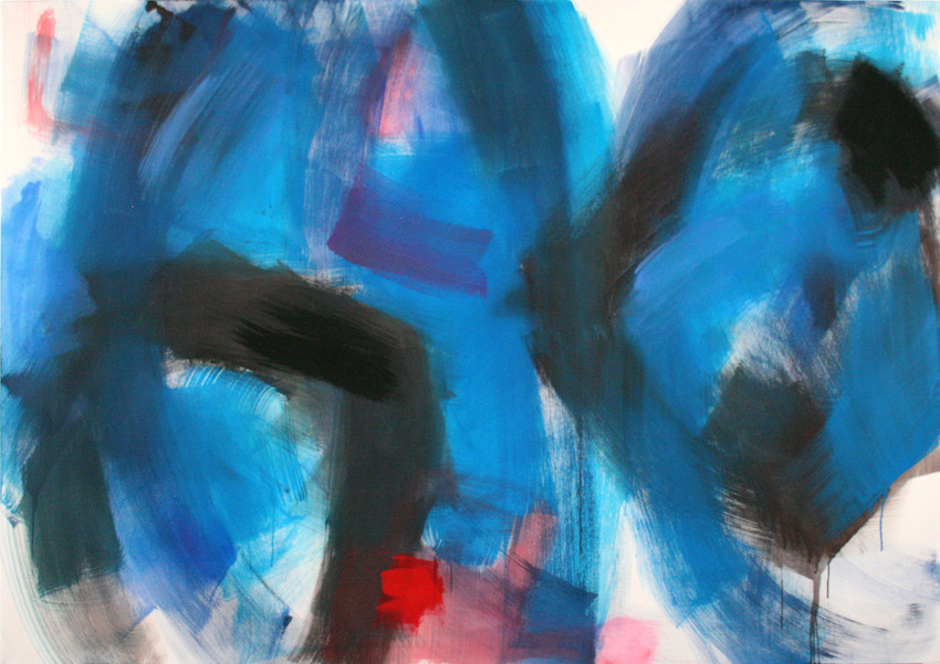 #1899 2018 Acryl auf Leinwand 140 x 200 cm
