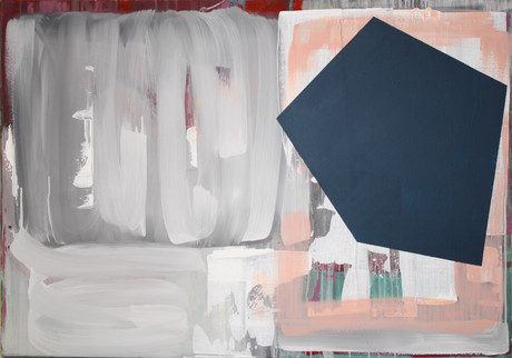 Teebrod II 2017 Acryl auf Leinwand 60 x 80 cm