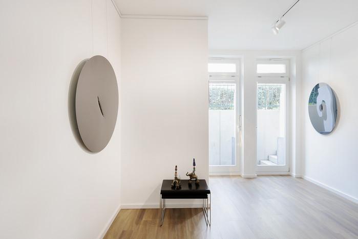 Ausstellungsansicht John Franzen