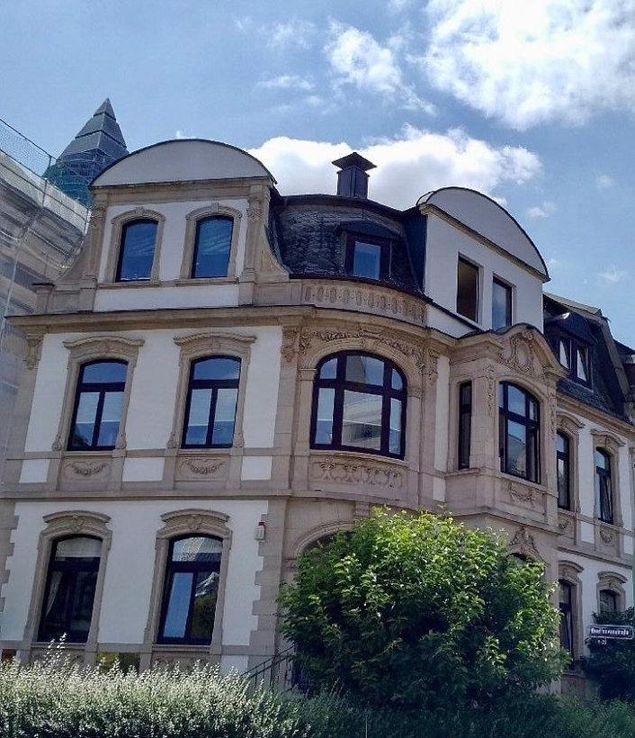 Beethovenstraße Altbau