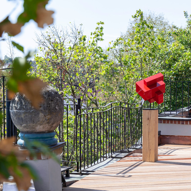 Home Staging - Skulpturen für Immobilien