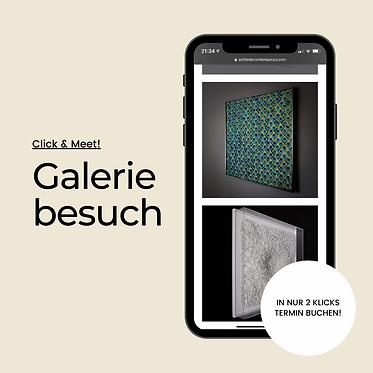 Galeriebesuch Click & Meet
