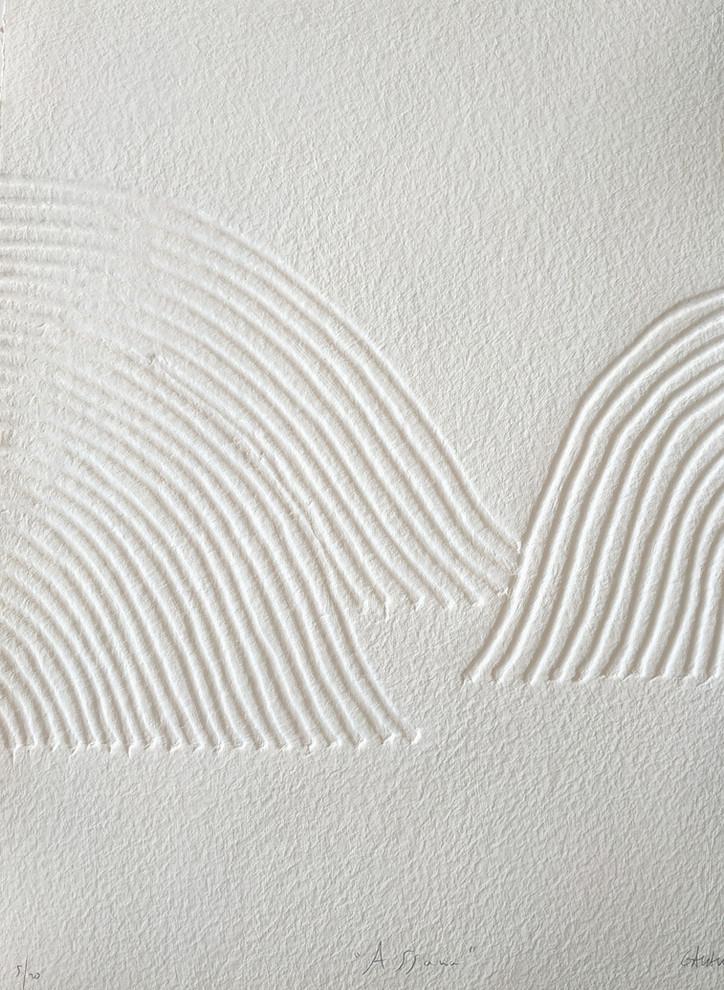 Assana, Original-Druckgrafik, 20 Ex., 77 x 56 cm, verso sign. & num.