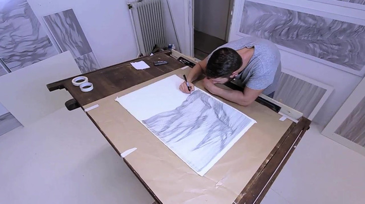 John Franzen: Each Line One Breath Video