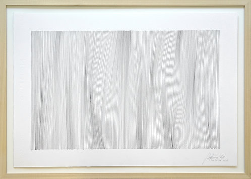 "John Franzen: ""Each Line one Breath"""
