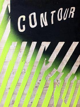 Kai Linke: BLASTED-Contour