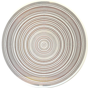 "John Franzen: ""Each Circle one Heartbeat"""