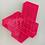 "Thumbnail: Ralph Kerstner ""Candy cube 2D"" (rot)"