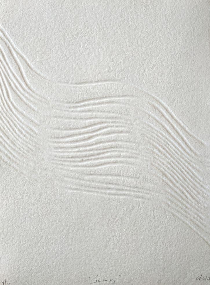 Samay, Original-Druckgrafik, je 20 Ex., je 77 x 56 cm, verso sign. & num.