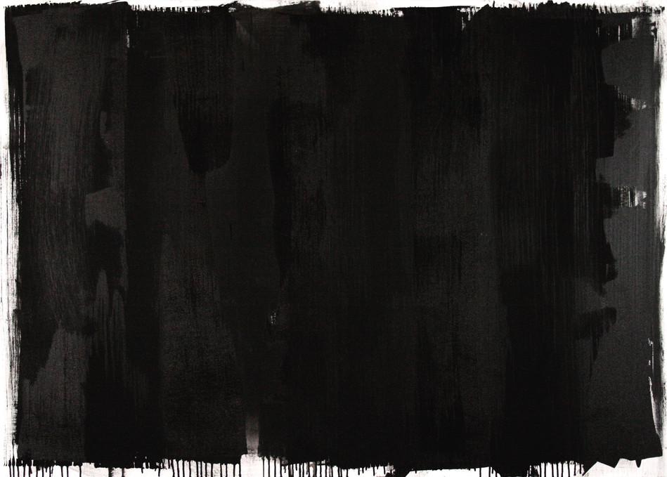 #1051 2017 Acryl auf Leinwand 100 x 140 cm