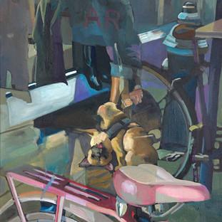 NY delight 2010 Öl auf Leinwand 70 x 50 cm