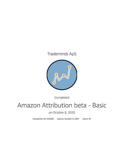 Amazon Attribution Certifikat.png
