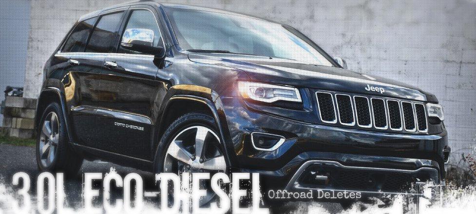 Jeep Eco Diesel Delete Package