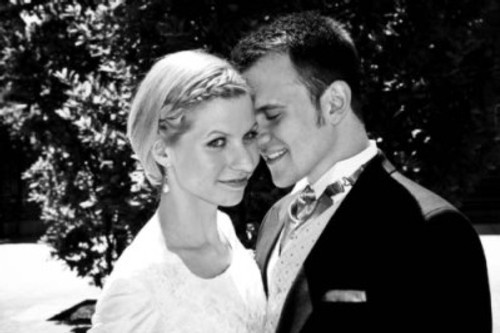 Sebastian and Eva Married