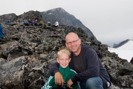 Conquering a Mountain