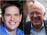Håll ögonen på Rubio och Sanders
