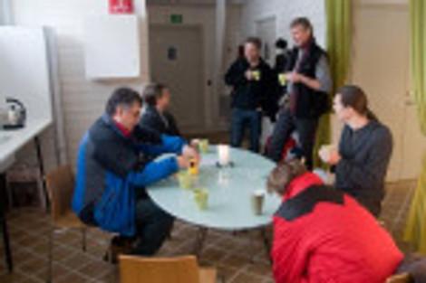 """Photo gathering – """"Bild och Samtal"""""""