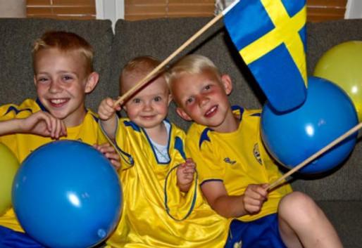 Go Sweden! (1)