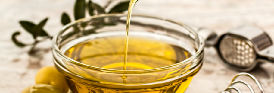 COOKING OILS AND WHEN TO USE THEM
