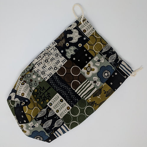 Abstract Nature Large Project Bag
