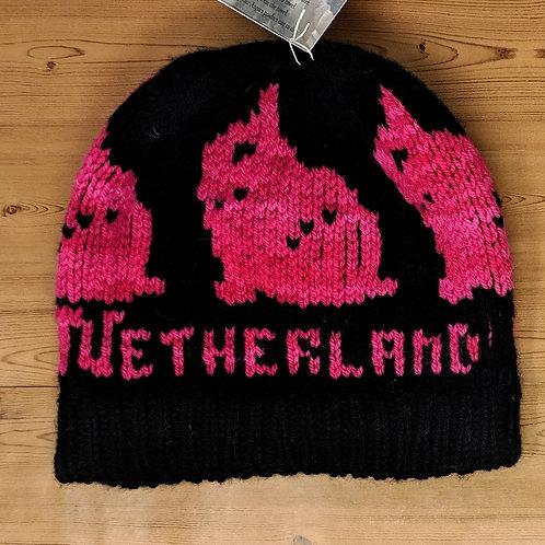 Netherland Dwarf Wool Hat