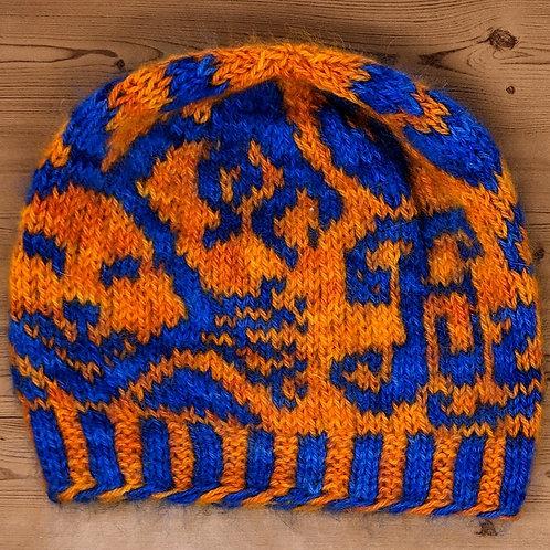 Royal Fuzzy Love Hat