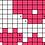 Thumbnail: Bunny & Hearts Hat Knitting Pattern Download