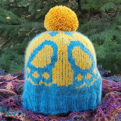 ❤ Fuzzy Buns Hat Pattern Download