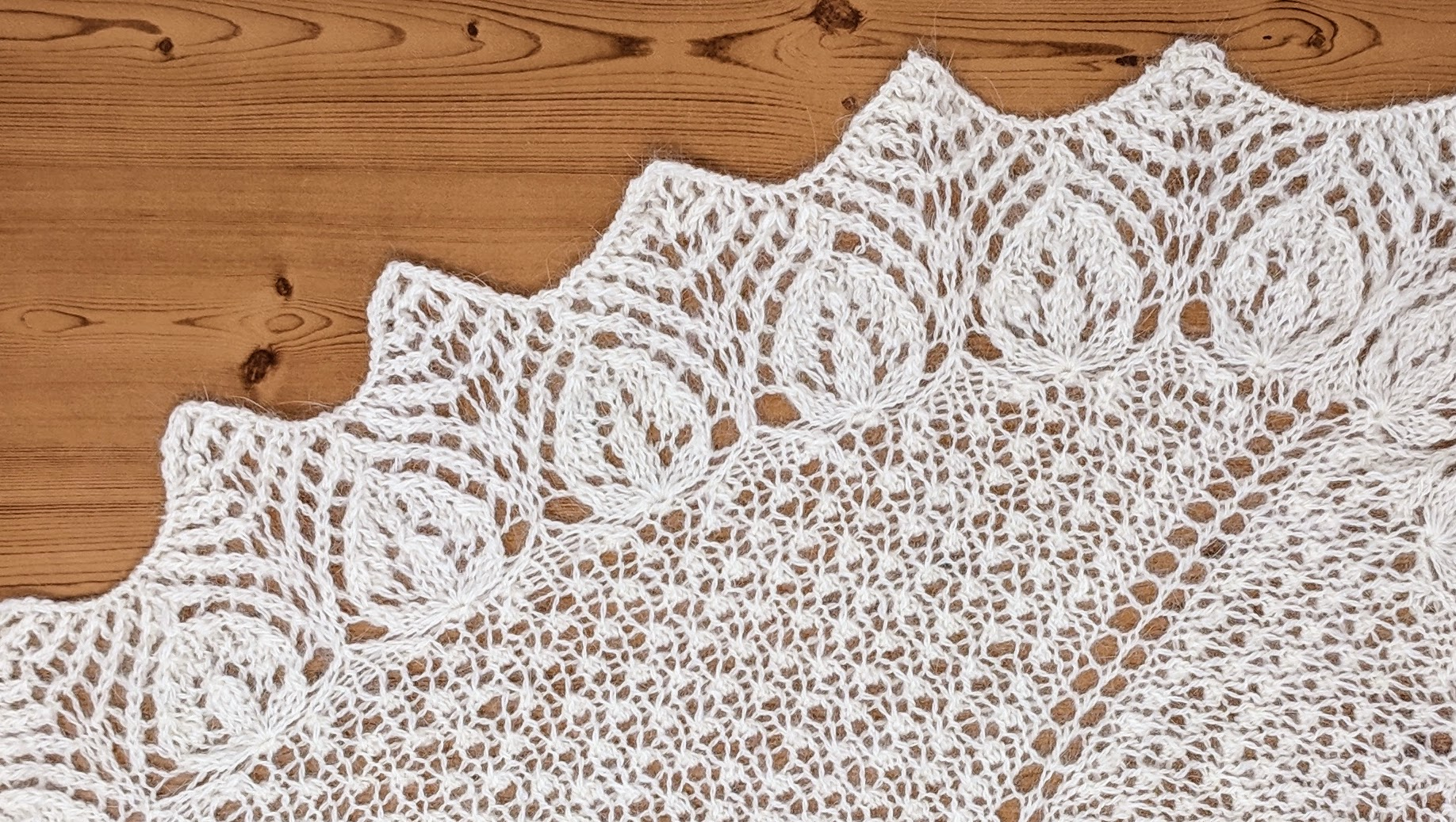 Polar White Lace