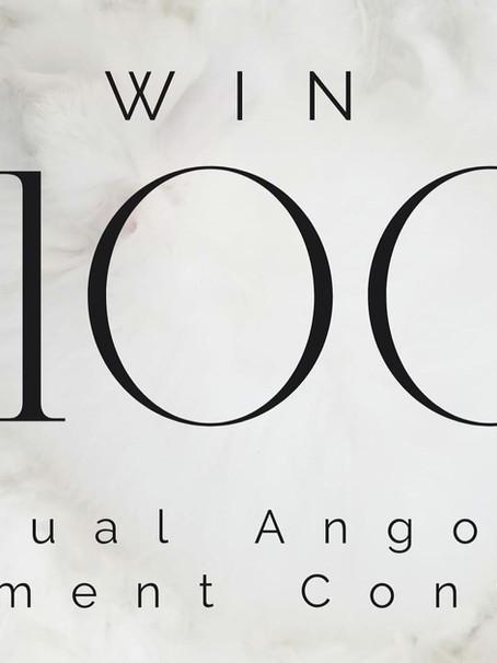 Virtual Angora Garment Contest (VAGC)