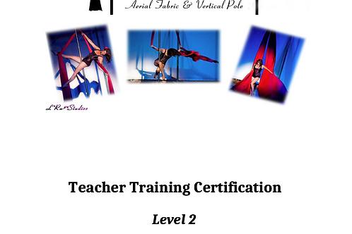 Level 2 Instructor Training Workbook - Digital
