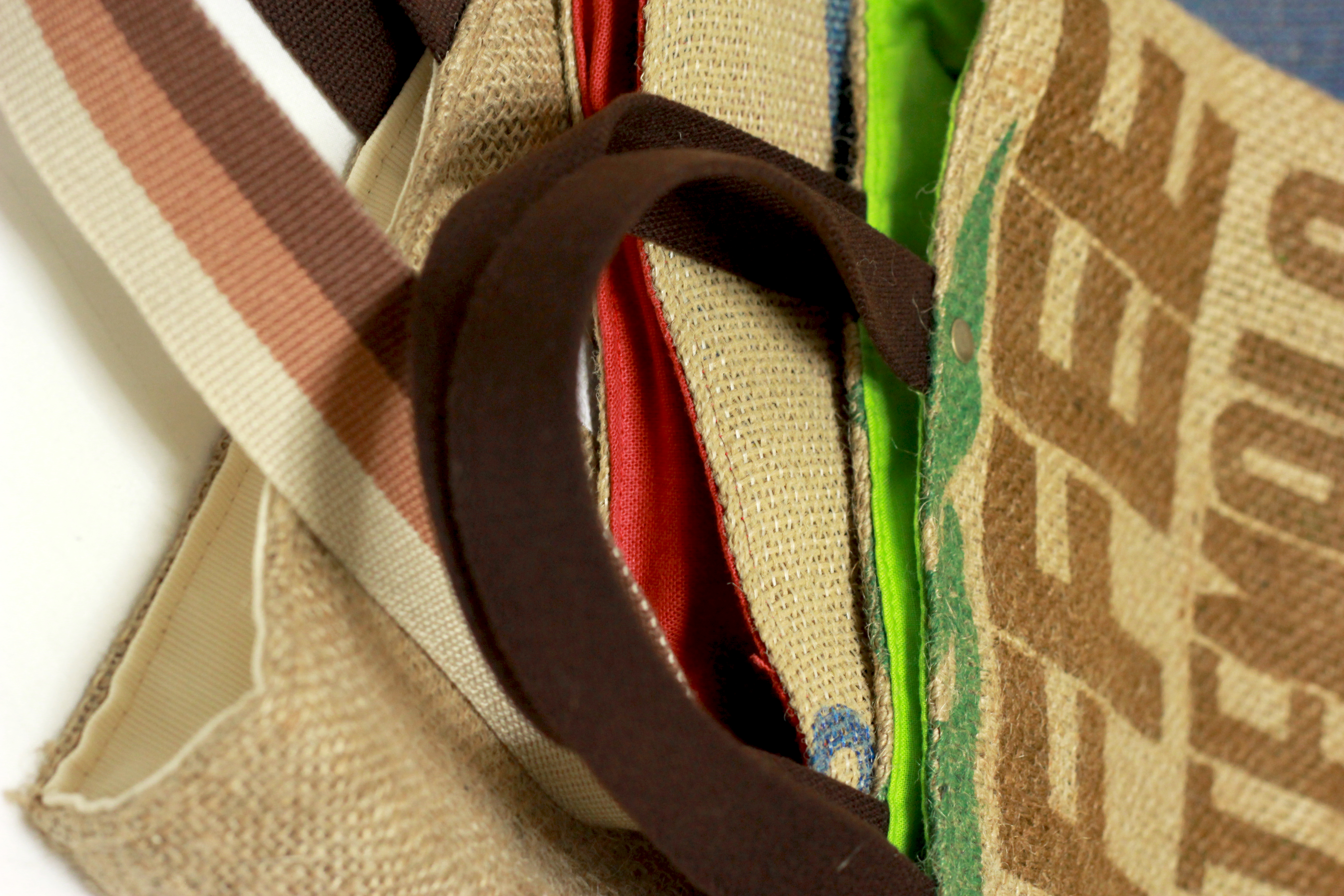 Recycled Tote Bags