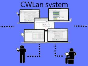 Você consegue controlar, a distância, o que acontece no cabeamento?  Quem tem CWLan System consegue!