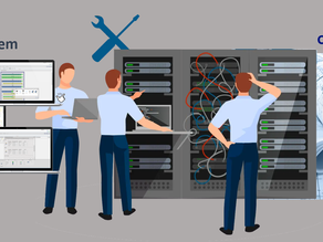 How to take quick actions in the cabling management?