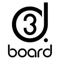 3d board logo